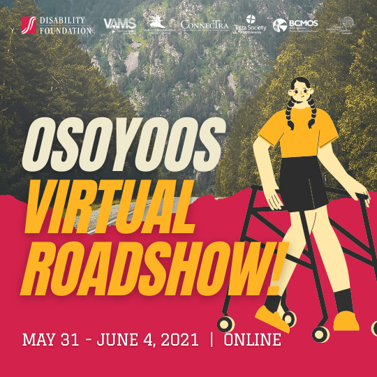 Osoyoos Virtual Roadshow, May 31-June 4, 2021 | Online.